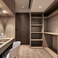 mediterranean Dressing room by 思為設計 SW Design