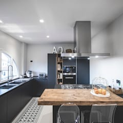 آشپزخانه by MODO Architettura
