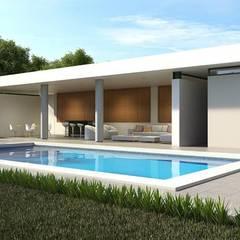 Pool by Estudio Colectivo de Arquietctura, Modern