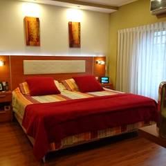 Terminado: Dormitorios de estilo  por Himis, Habis y Haim
