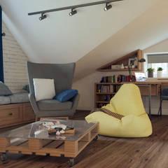 klasieke Mediakamer door Loft&Home