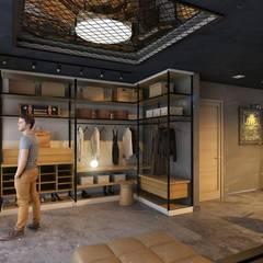 FOX IDEA – Mağaza projesi:  tarz Dükkânlar