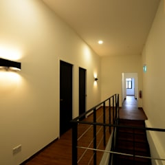 2nd Level:  Corridor, hallway by Designer House