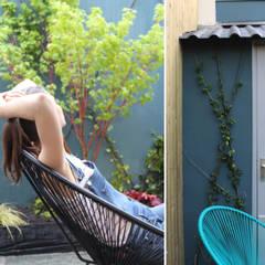 Détente au jardin: Jardin de style de style Asiatique par Constans Paysage