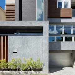 YS112 House:  房子 by 前置建築 Preposition Architecture