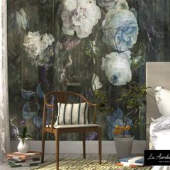 Dutch Dreams Wallpaper Collection:  Muren door La Aurelia