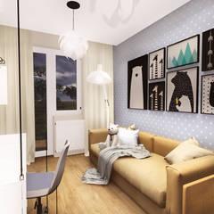 :  Nursery/kid's room by KOKON zespół architektoniczny