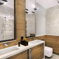 :  Bathroom by KOKON zespół architektoniczny