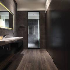 حمام تنفيذ 白金里居  空間設計