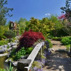 Kilbees's Farm - Landscape Gardening:  Garden by Ashwells Timber
