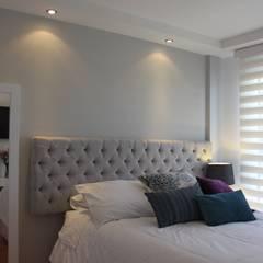 Cajica Reservado: Recámaras de estilo  por Home Reface - Diseño Interior CDMX