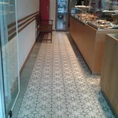 Bakkerij in sfeer: klasieke Keuken door Designtegels