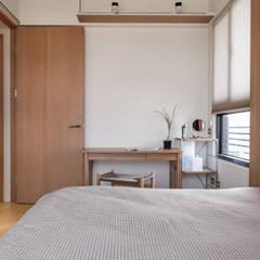 三民T邸:  臥室 by RND Inc.