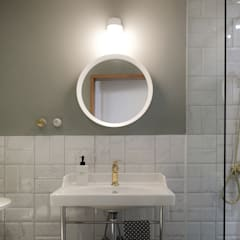 scandinavian Bathroom by RND Inc.