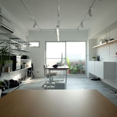 Study/office by RND Inc. ,