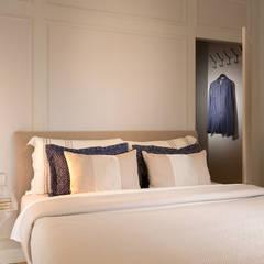 Ozan Çelik FOTOĞRAF – SOS Interiors:  tarz Yatak Odası