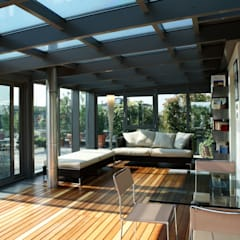 Conservatory by T+T ARCHITETTURA