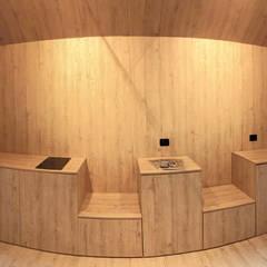 Microarch Smarthome   #fuorisalone Milano: Studio in stile  di MODOM srl