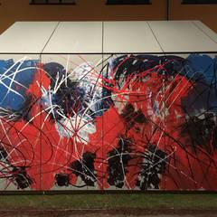 Microarch Smarthome | #fuorisalone Milano: Case in stile  di MODOM srl