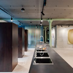 Loftausbau Zürich:  Esszimmer von arcs architekten