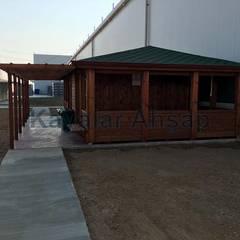 KAYALAR AHŞAP KERESTE ÜRÜNLERİ – kamelya ahşap dinlenme alanı imalatı:  tarz Alışveriş Merkezleri