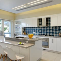 Cocinas de estilo  por Jam Space Ltd