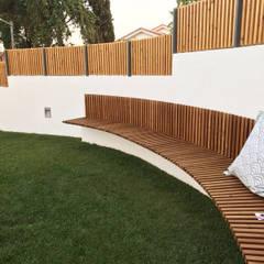 mediterranean Garden by mube arquitectura