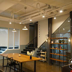 Office buildings by 디자인알레스