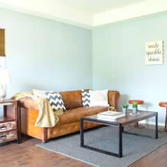 : Salas de estilo  por Noelia Ünik Designs