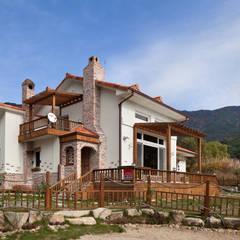 Houses by (주)에이도스건축사사무소