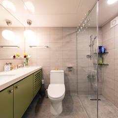 여의도 수정: 한디자인 / HAN DESIGN의  욕실