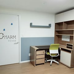 Study/office by CHARM_HOUSE