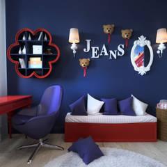 classic Nursery/kid's room by Loft&Home