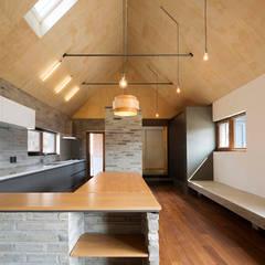 Wohnzimmer von siwa architects