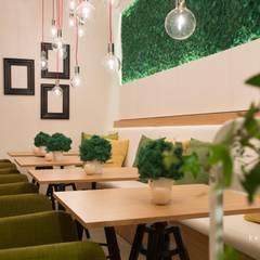 VerdeChiaro - Vegetarian Bistrot: Gastronomia in stile  di Ernesto Fusco