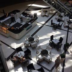Kawiarnia   Herbaciarnia: styl , w kategorii Gastronomia zaprojektowany przez BR design studio,
