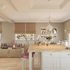 Kitchen by Ludwinowska Studio Architektury
