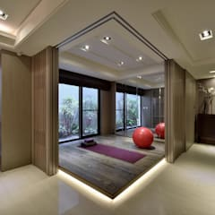 eclectic Gym by POSAMO十邑設計