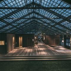 محلات تجارية تنفيذ 株式会社シーンデザイン建築設計事務所