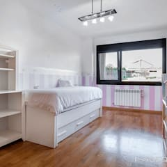 Nursery/kid's room by MORANDO INMOBILIARIA