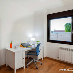 書房/辦公室 by MORANDO INMOBILIARIA