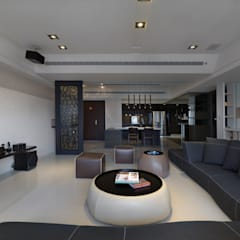 Столовые комнаты в . Автор – 倍果設計有限公司, Модерн