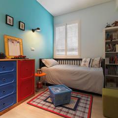 Bedroom by 倍果設計有限公司