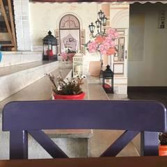 ARKHE MİMARLIK – JAKO Cafe & Bistro:  tarz Yeme & İçme