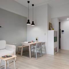 Dining room by 倍果設計有限公司