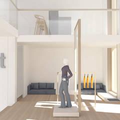 Shopkonzeption für das Modelabel Format:  Ladenflächen von JS Bauplanung & Interior Design