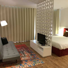 Livings de estilo  por Alma Braguesa Furniture