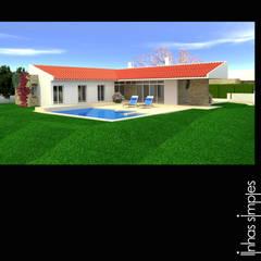Moradia / Dweling (Sesimbra): Casas  por Linhas Simples