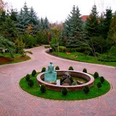Минимум внимания: Сады в . Автор – Укр Ландшафт Парк