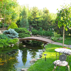 Энергии инь и ян: Сады в . Автор – Укр Ландшафт Парк